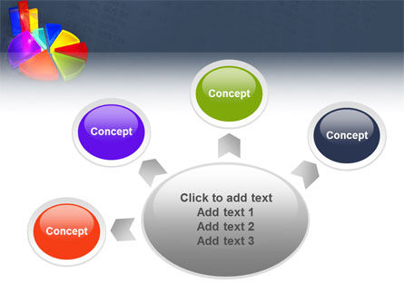Pie Chart PowerPoint Template Slide 7