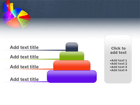 Pie Chart PowerPoint Template Slide 8