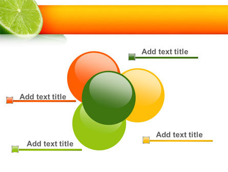 Lime PowerPoint Template Slide 10