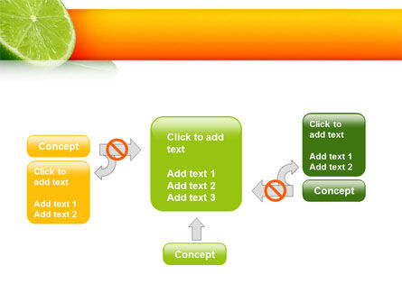 Lime PowerPoint Template Slide 13