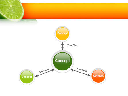 Lime PowerPoint Template Slide 14