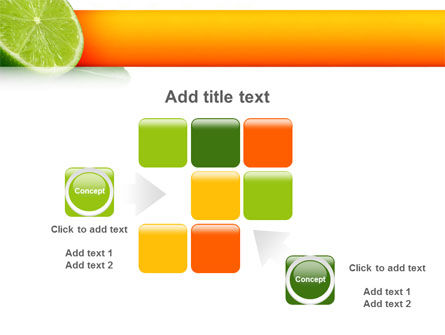 Lime PowerPoint Template Slide 16