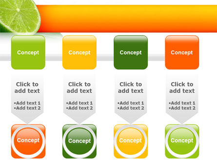 Lime PowerPoint Template Slide 18