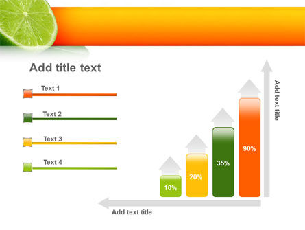 Lime PowerPoint Template Slide 8