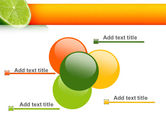 Lime PowerPoint Template#10