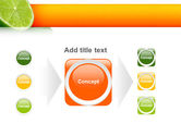 Lime PowerPoint Template#17