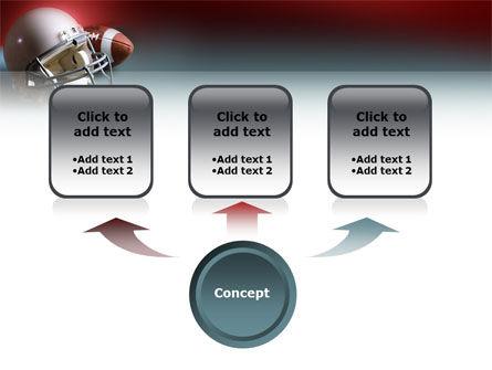 American Football Carolina Panthers PowerPoint Template, Slide 4, 02461, Sports — PoweredTemplate.com
