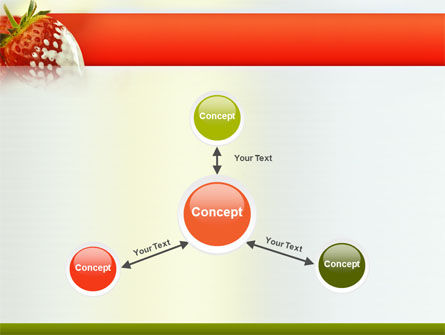 Strawberry PowerPoint Template Slide 14