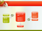 Strawberry PowerPoint Template#13