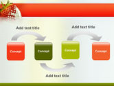 Strawberry PowerPoint Template#4