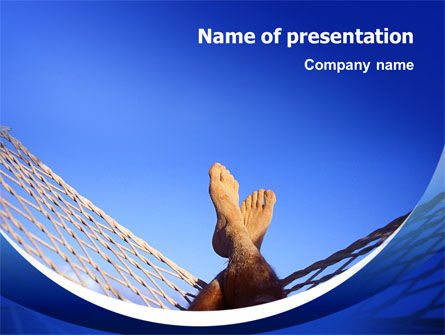 Meditative PowerPoint Template, 02472, Business Concepts — PoweredTemplate.com