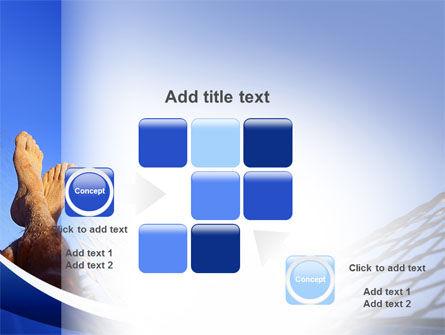 Meditative PowerPoint Template Slide 16