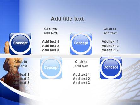 Meditative PowerPoint Template Slide 19