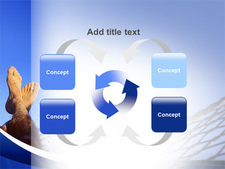 Meditative PowerPoint Template Slide 6