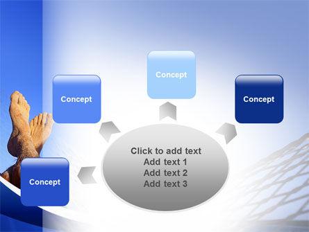 Meditative PowerPoint Template Slide 7