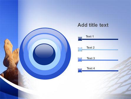 Meditative PowerPoint Template Slide 9
