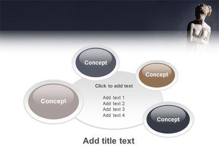 Roman Sculpture PowerPoint Template Slide 16