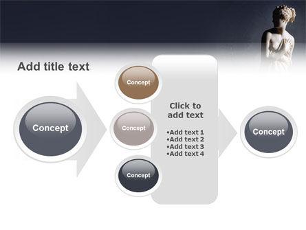 Roman Sculpture PowerPoint Template Slide 17