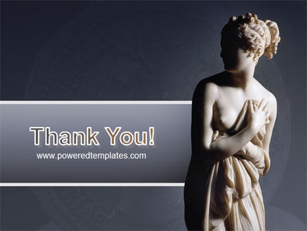 Roman Sculpture PowerPoint Template Slide 20