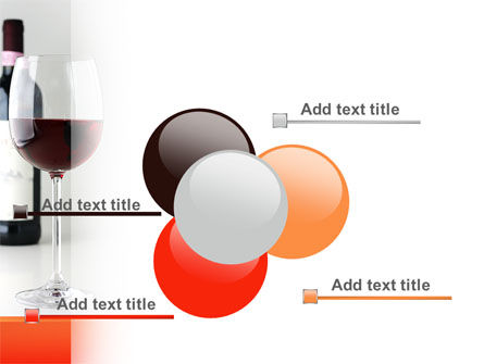 Bottle of Wine PowerPoint Template Slide 10