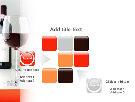 Bottle of Wine PowerPoint Template Slide 16