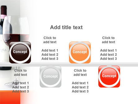 Bottle of Wine PowerPoint Template Slide 19