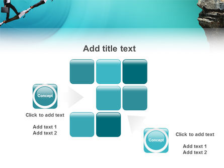 Career Canyon PowerPoint Template Slide 16