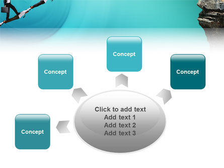 Career Canyon PowerPoint Template Slide 7