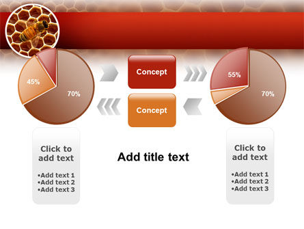Bee PowerPoint Template Slide 11