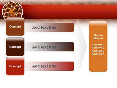 Bee PowerPoint Template Slide 12