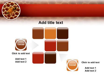 Bee PowerPoint Template Slide 16