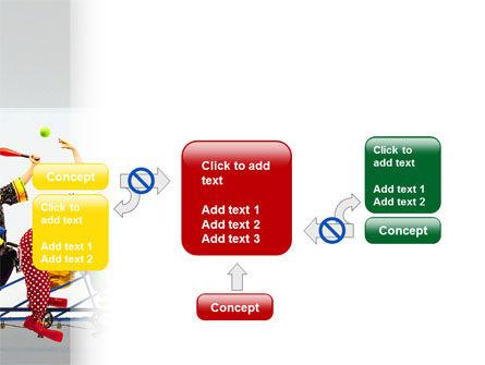 Clowns PowerPoint Template Slide 13
