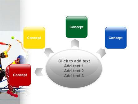 Clowns PowerPoint Template Slide 7