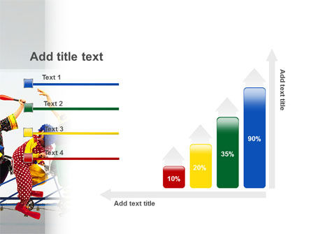 Clowns PowerPoint Template Slide 8