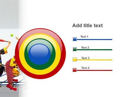 Clowns PowerPoint Template Slide 9
