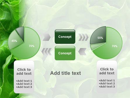 Lettuce PowerPoint Template Slide 11