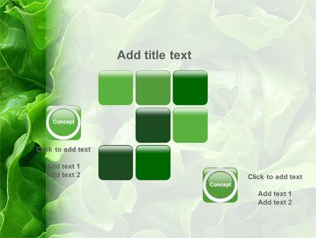 Lettuce PowerPoint Template Slide 16