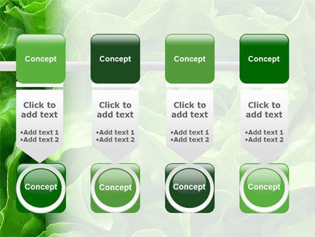 Lettuce PowerPoint Template Slide 18