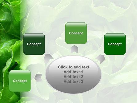 Lettuce PowerPoint Template Slide 7
