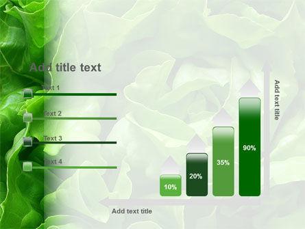 Lettuce PowerPoint Template Slide 8
