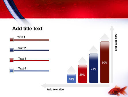 Red Fish PowerPoint Template Slide 8