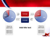 Red Fish PowerPoint Template#11