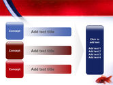 Red Fish PowerPoint Template#12