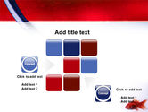 Red Fish PowerPoint Template#16