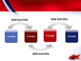 Red Fish PowerPoint Template#4