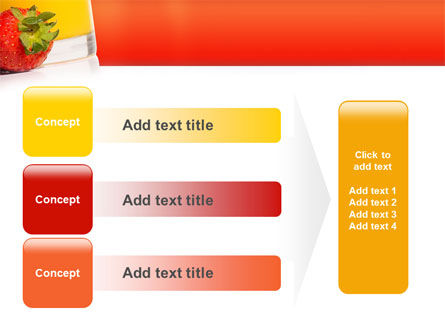 Juice PowerPoint Template Slide 12