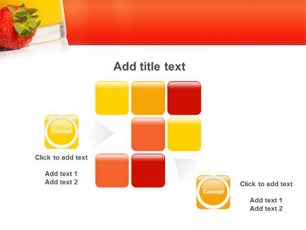 Juice PowerPoint Template Slide 16