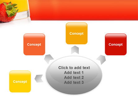 Juice PowerPoint Template Slide 7