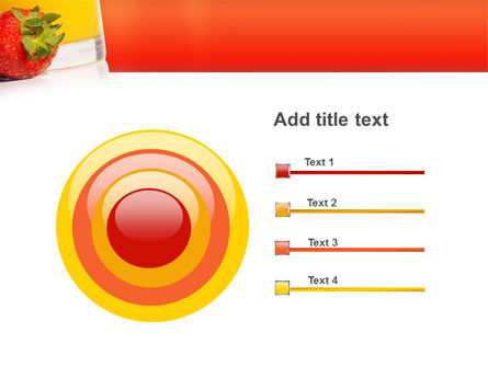 Juice PowerPoint Template Slide 9