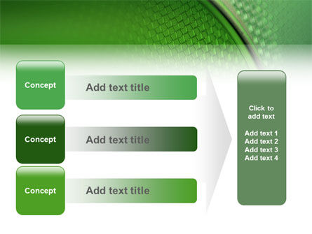Wire Mesh PowerPoint Template Slide 12